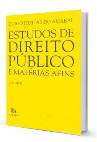 Imagem - Estudos de Direito público e Matérias Afins - Vol II