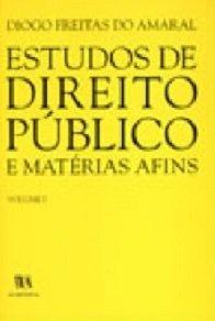 Imagem - Estudos de Direito público e Matérias Afins - Volume I