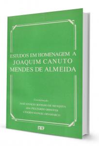 Imagem - Estudos em Homenagem a Joaqum Canuto Mendes de Almeida