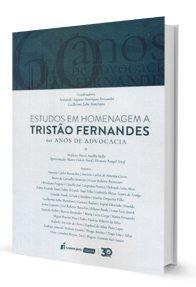 Imagem - Estudos em Homenagem a Tristão Fernandes - 60 Anos de Advocacia