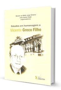 Imagem - Estudos em Homenagem a Vicente Grego Filho