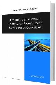 Imagem - Estudos sobre o Regime Econômico-Financeiro de Contratos de Concessão