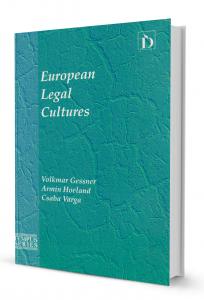 Imagem - European Legal Cultures