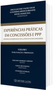 Imagem - Experiências Práticas em Concessões e PPP: Estudos em homenagem aos 25 anos da Lei de Concessões - volume I