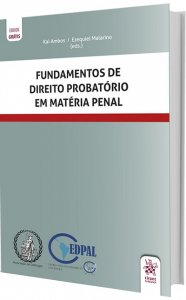 Imagem - Fundamentos de direito probatório em matéria penal