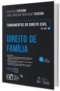 Imagem - Fundamentos do Direito Civil - Direito de Família - Vol. 6
