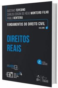 Imagem - Fundamentos do Direito Civil - Direitos Reais - Vol. 5