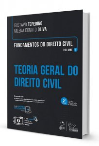 Imagem - Fundamentos do Direito Civil - Teoria Geral do Direito Civil - Vol. 1