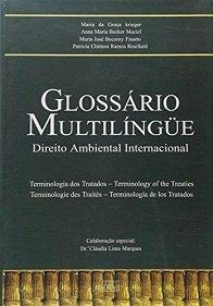 Imagem - Glossário MultilíngÜE Direito Ambiental Internacional