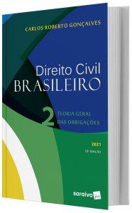 Imagem -  Direito Civil Brasileiro - Teoria das Obrigações - V. 2