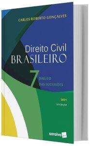 Imagem - Direito Civil Brasileiro - Direito das Sucessões - V. 7