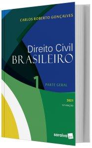 Imagem - Direito Civil Brasileiro - Parte Geral - V. 1