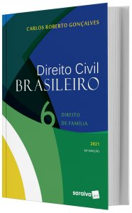 Imagem - Direito Civil Brasileiro - Direito de Família - V. 6