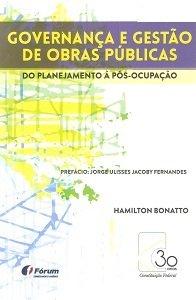 Imagem - Governança e Gestão de Obras públicas