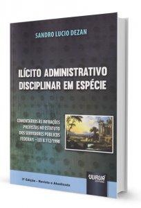 Imagem - Ilícito Administrativo Disciplinar em Espécie