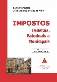 Imagem - Imposto Federais, Estaduais e Municipais