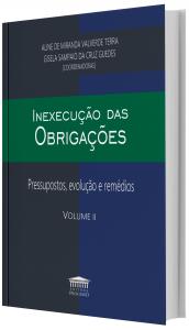 Imagem - Pré-Venda - Inexecução das Obrigações Volume 2