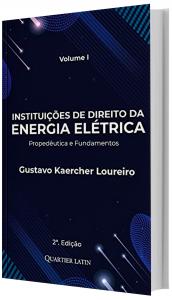 Imagem - Instituições de Direito da Energia Elétrica - volume 1
