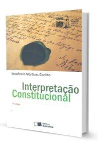 Imagem - Interpretação Constitucional (série Idp)