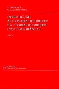 Imagem - Introdução a Filosofia do Direito e a Teoria do Direito Contemporâneas