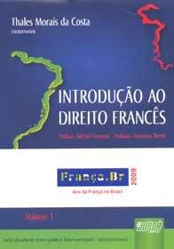 Imagem - Introdução Ao Direito Francês 2 Vols