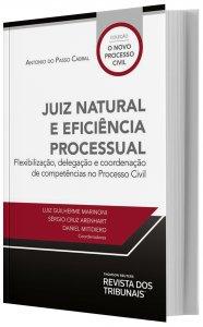 Imagem - Pré venda - Juiz Natural e Eficiência Process