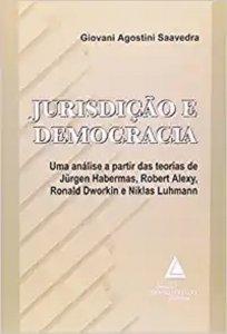 Imagem - JURISDICAO E DEMOCRACIA