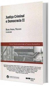 Imagem - Justiça Criminal e Democracia II