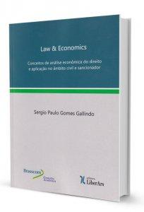 Imagem - Law e Economics - Conceitos de análise econômica do direito e aplicação no âmbito