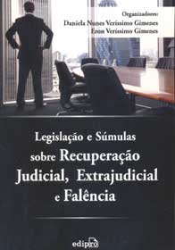 Imagem - Legislação e súmulas Sobre Recuperação Judicial Extrajudicial e Falência
