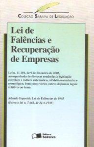Imagem - Lei de Falências e Recuperação de Empresas