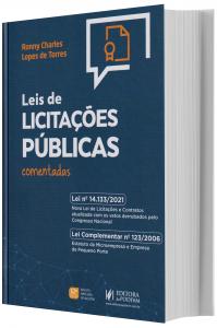 Imagem - Leis de Licitações Públicas Comentadas