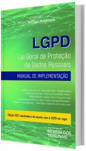 Imagem - LGPD:Lei Geral de Proteção de Dados Pessoais