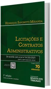 Imagem - Licitações e Contratos Administrativos