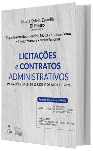 Imagem - Licitações e Contratos Administrativos - Inovações da Lei 14.133, de 1 de Abril de 2021