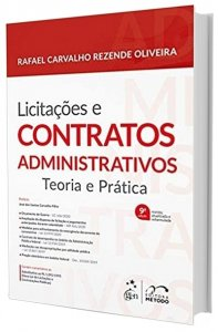 Imagem - Licitações e Contratos Administrativos - Teoria e Prática