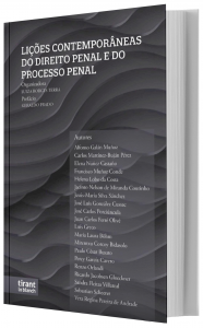 Imagem - Lições Contemporâneas do Direito Penal e do Processo Penal