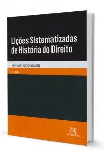 Imagem - Lições Sistematizadas de História do Direito