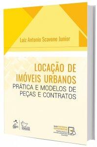 Imagem - Locação de Imóveis Urbanos - Prática e Modelos de Peças e Contratos