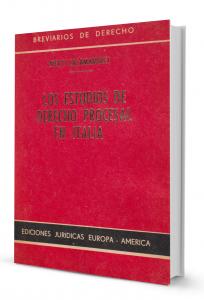 Imagem - LOS ESTUDIOS DE DERECHO PROCESAL EN ITALIA