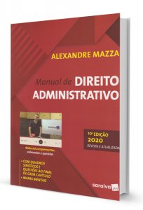 Imagem - Manual de Direito Administrativo
