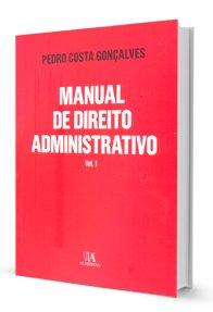 Imagem - Manual de Direito Administrativo - V. 1