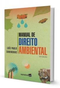 Imagem - Manual de Direito Ambiental