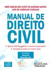 Imagem - Manual de Direito Civil