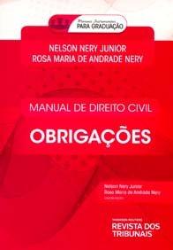 Imagem - Manual de Direito Civil Obrigações