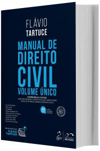 Imagem - Manual de Direito Civil - Volume Único