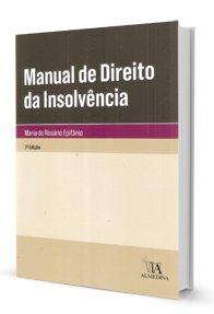 Imagem - Manual de Direito da Insolvência