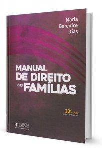 Imagem - Manual de Direito das Famílias