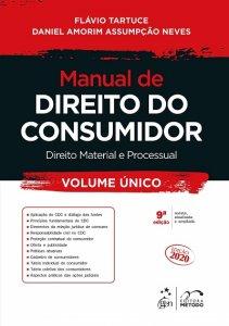 Imagem - Manual de Direito do Consumidor - Direito Material e Processual - Volume Único