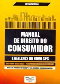 Imagem - Manual de Direito do Consumidor e Reflexos do Novo Cpc